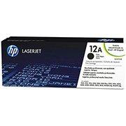 Toner HP 12A Preto Laserjet Original (Q2612AB) Para HP Laserjet 1018, M1319f CX 1 UN