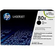 Toner HP 80X Preto Alto rendimento Laserjet Original (CF280XB) Para HP Laserjet Pro M401dn, M401dw, M425dn, M401dne, M401n CX 1 UN