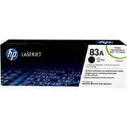 Toner HP 83A Preto Laserjet Original (CF283AB) Para HP LaserJet Pro M201dw, M225dw, M125a, M127fn, M127fw CX 1 UN