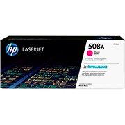 Toner HP 508A Magenta Laserjet Original (CF363A) Para HP LaserJet M553dn, M577dn CX 1 UN