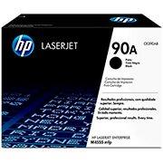 Toner HP 90A Preto Laserjet Original (CE390AB) Para HP Laserjet Enterprise M4555f, M4555h, M602n, M603n UN 1 UN