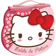 Maleta para colorir Hello Kitty rosto 21637 Molin PT 1 UN