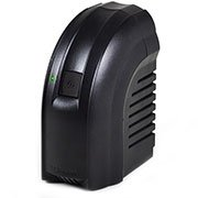 Estabilizador bivolt Powerest 500va 4t preto 9016 Ts Shara CX 1 UN