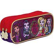 Estojo escolar poli. duplo Ever After High 17Z 064580 Sestini PT 1 UN