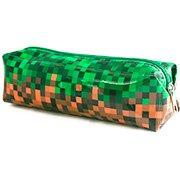 Estojo escolar poliéster quadrado tubo Pixel World PW01 Obi (264116)