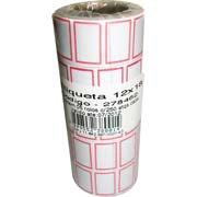 Etiqueta adesiva preço 12x18mm Jr (278462)