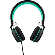 Headphone Fun preto e verde PH159 P Pulse CX 1 UN