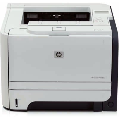 how to change ink on hp laserjet p2055dn