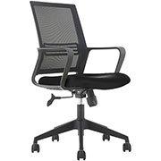 Cadeira diretor preta MKO-024 Marka