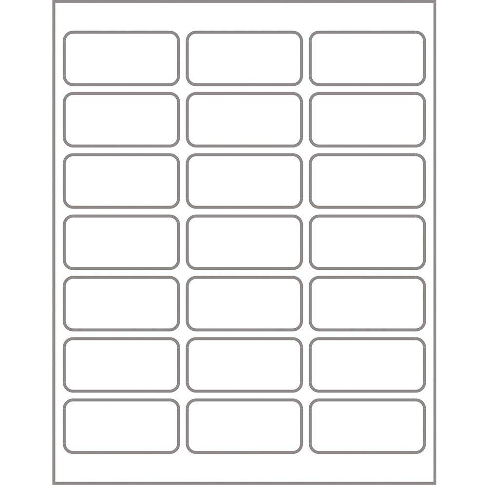 Etiqueta Adesiva Branca Multiuso 12x26mm Q 1226 Pimaco Envelopes