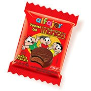 Alfajor black mousse 40g 8119 Perrotta PT 1 UN