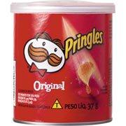 Batata Pringles lata 37g Original Pringles
