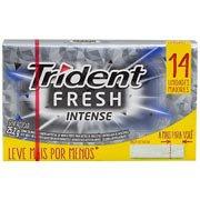 Goma de mascar Intense 14S Trident (340043)