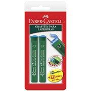 Minas grafite 0.7mm HB SM/TMG07HB Faber Castell (355251)