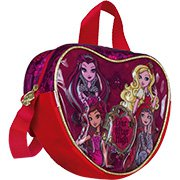 Lancheira soft c/acessórios Ever After High 17Z 064578 Sestini PT 1 UN