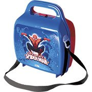Lancheira Spider Man - Homem Aranha Plasutil