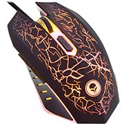 Mouse c/fio USB Gamer Led 0447 Bright CX 1 UN