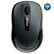 Mouse sem fio �ptico mobile preto 3500 GMF-00380 Microsoft