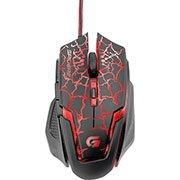 Mouse Gamer usb 3100 Dpi Spider preto/vermelho 60838 Fortrek CX 1 UN