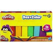 Massinha Play Doh bastão c/16 cores A2744 Hasbro CX 1 CJ