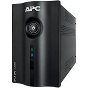 No-break BZ 1200va 8 tomadas bivolt preto Apc CX 1 UN