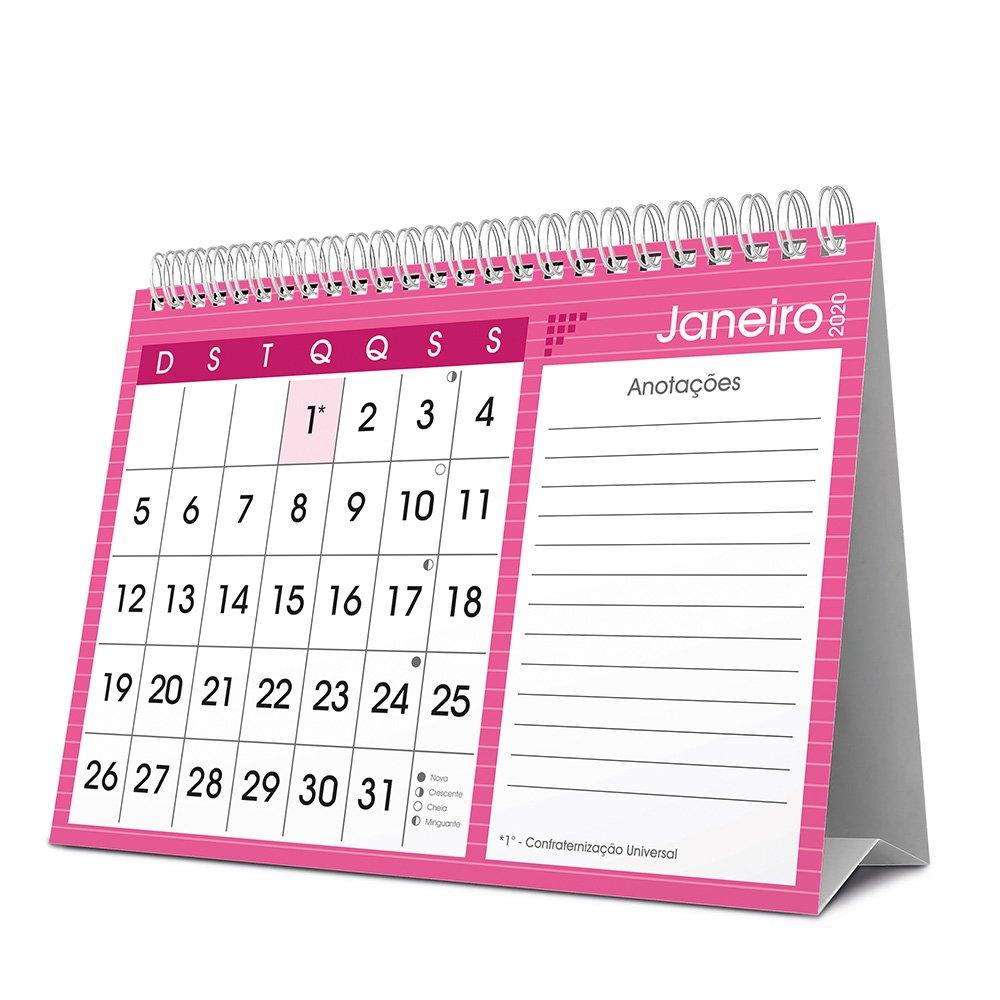 Calendario Rosa 2020.Kalunga Com Papelaria Materiais Para Escritorio E Informatica