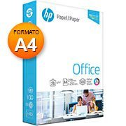 Papel sulfite 75g 210x297 A4 HP Office Ipaper PT 500 FL