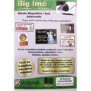 Im� adesivado A4 (manta magn�tica 210x297) Imaflex