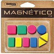Imã fixador de lembretes geométrico 0564 Cortiarte (488459)