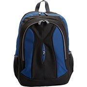 Mochila nylon azul e preto 8735608 Republic Vix (494567)