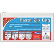 Pasta Zip versátil cristal 280x140mm 4025 Chies PT 5 UN