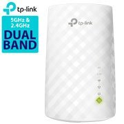 Repetidor wireless Dual Band AC 300+433mbps RE200 Tp Link CX 1 UN