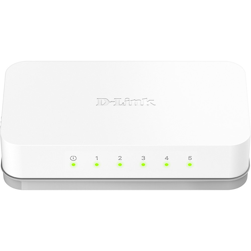 Switch Com 5 Portas Des-1005c D-link