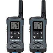 Rádio Comunicador c/alcance 32 Km Talkabout CZ T200BR Motorola CX 2 UN