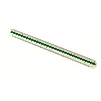 b1db94929ed2c Escalímetro triangular 30cm Spiral Office - Escolar - Kalunga.com