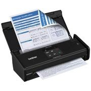 Scanner mesa compacto ADS1000W Brother