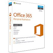 Office 365 Personal Assinatura Anual Microsoft CX 1 UN
