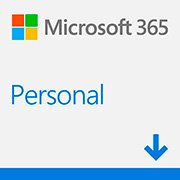 Office 365 Personal: 1 Licença (PC, Mac, Android e IOS) + 1 TB de HD Virtual Assinatura Anual DOWNLOAD Microsoft (670642)