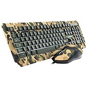 Kit Mouse / Teclado Gamer