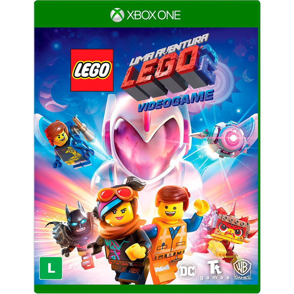 Jogo uma Aventura Lego 2 - Xbox One - Warner Bros Interactive Entertainment