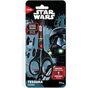 Tesoura escolar Star Wars 682181 Tris BT 1 UN