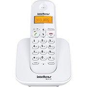 Telefone s / fio branco TS3110 Intelbras