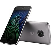 Smartphone Moto G5 Plus XT1683, TV Digital, Dual Chip, Android 7.0, Memória Interna de 32gb, Câmera de 12mp, Platinum - Motorola CX 1 UN