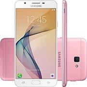 Smartphone Galaxy J5 Prime G570M, Android 6.0, Câmera de 13mp, Memória Interna de 32gb, Tela de 5 ´ , Rosa - Samsung