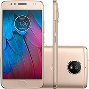 Smartphone Moto G5S Plus XT1802, Dual Chip, Android 7.1, Memória Interna de 32gb, Ouro rosê - Motorola