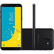 Smartphone Galaxy J6 J600,  Android 8, Memória Interna de 32gb, Câmera de 13mp, Tela de 5.6