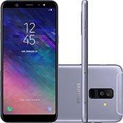 Smartphone Galaxy A6 Plus A605GN, Android 8, Memória Interna de 64gb, Tela de 6