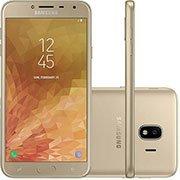 Smartphone Galaxy J4 J400M, Android 8, Memória Interna de 32gb, Câmera de 13mp, Tela de 5.5