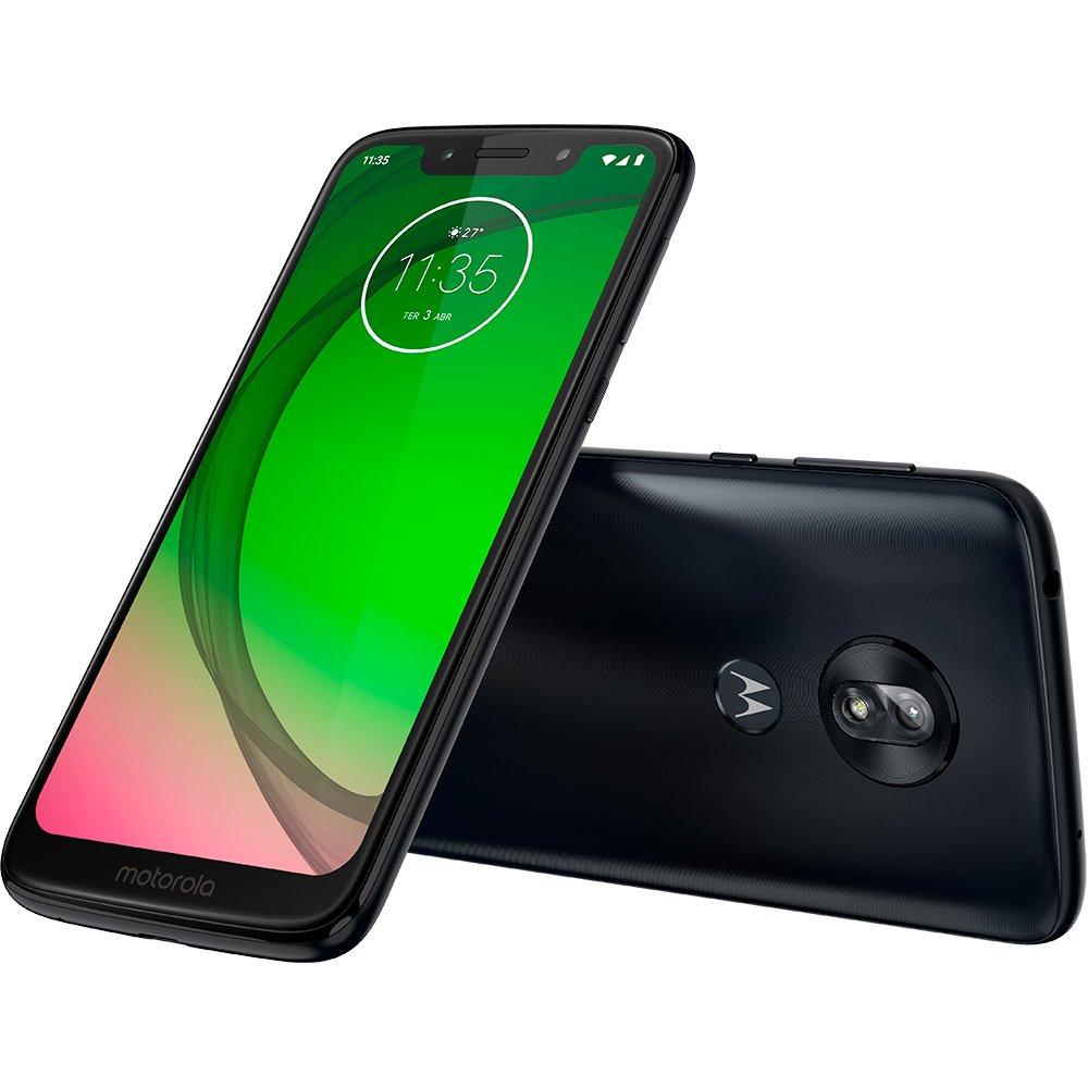 23368c7e1f Smartphone Moto G7 Play XT1952, Android 9, Memória Interna de 32gb, Tela de  5.7
