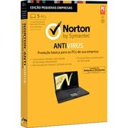 Norton Anti-V�rus 5 usu�rios - DOWNLOAD Symantec UN 1 UN